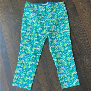 Boden cropped pants 10 VGUC